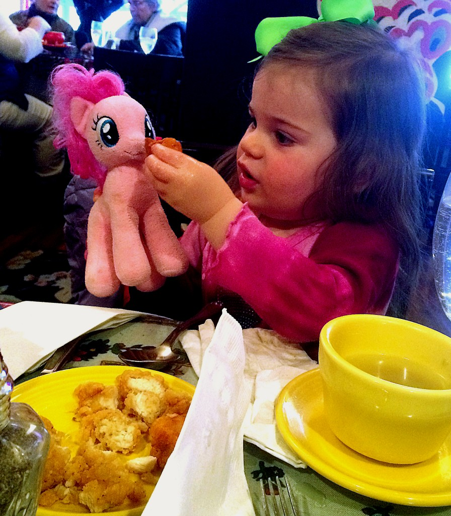 Love Cafe Sunny My Little Pony
