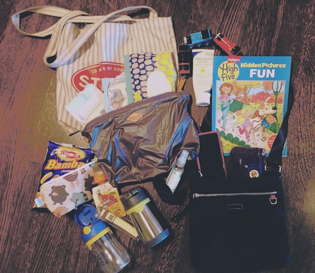Ellens bag