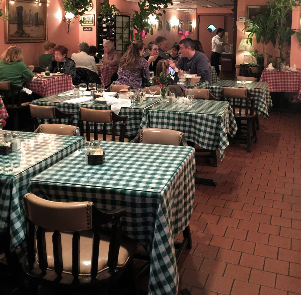 Franks Trattoria Italian Restaurant Review Gramercy