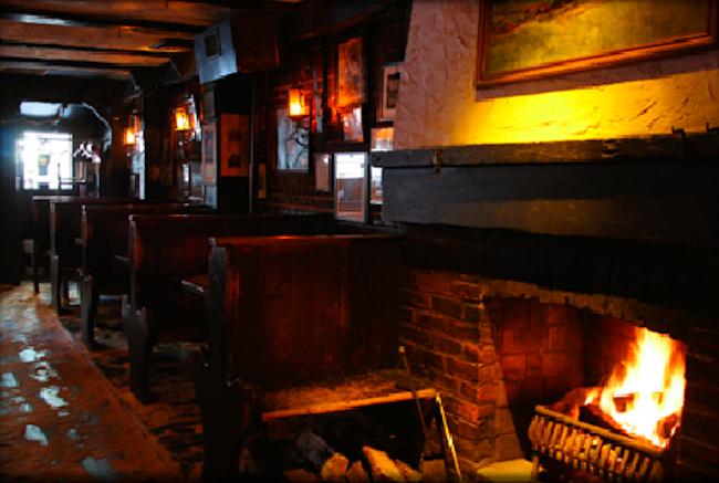 Inside Molly's