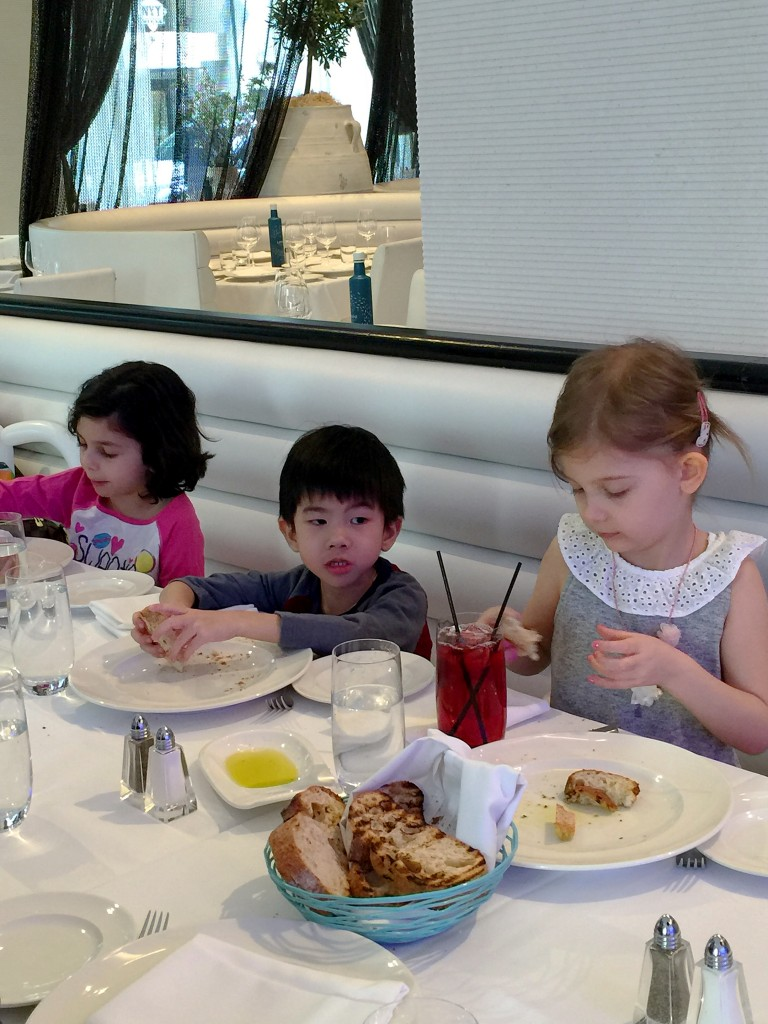 Kid Friendly Greek Restaurant Midtown NYC
