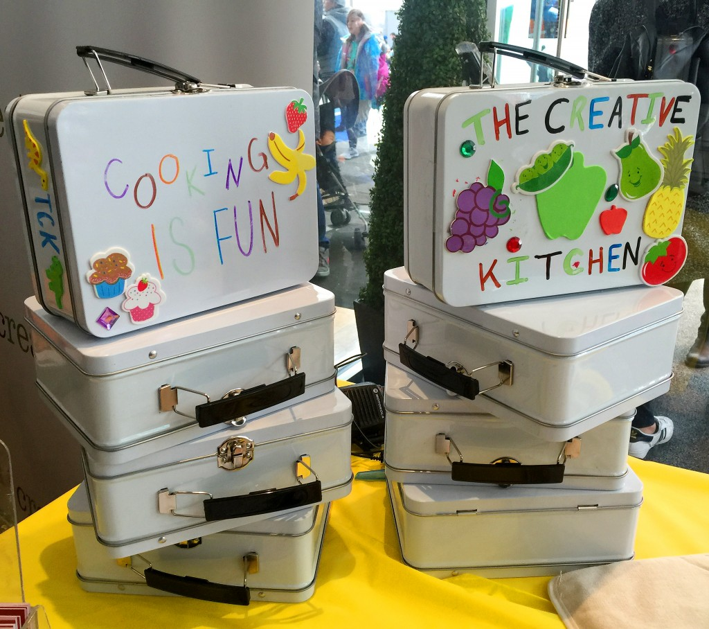 Crafting with the Creative Kitchen Kids Food Festival