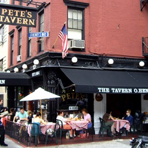 Family Friendly Restaurant Review Petes Tavern Gramercy