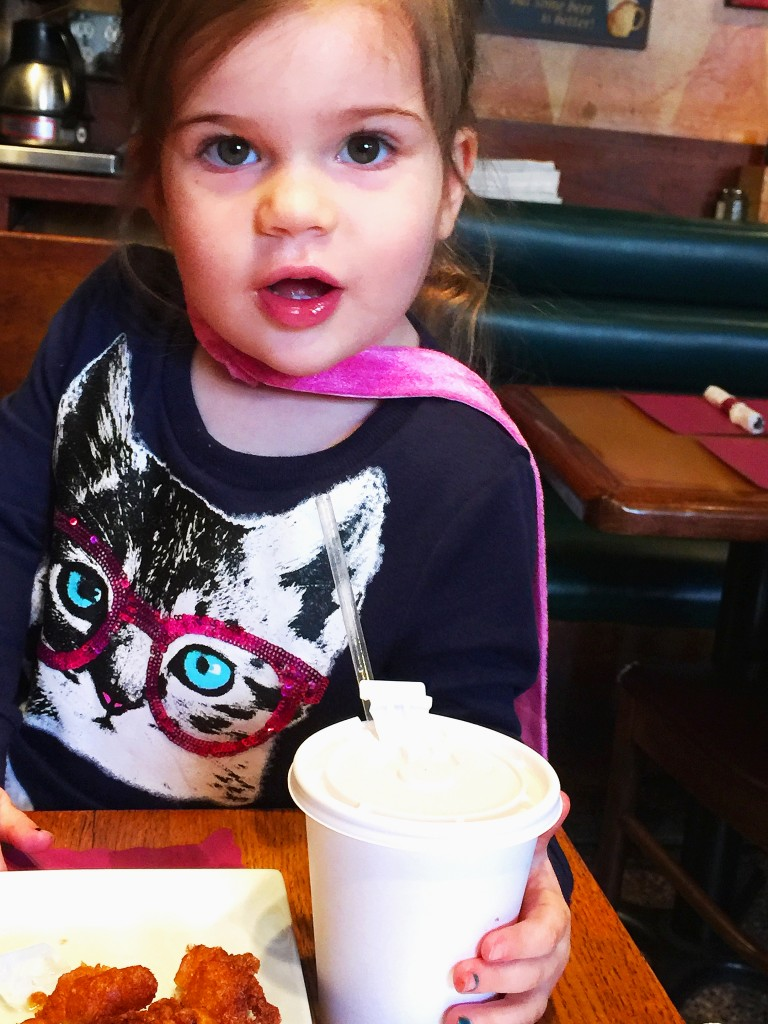 Kid friendly restaurant review kips Bay