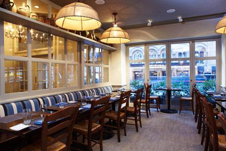 Best Kid Friendly Restaurants Midtown Nyc