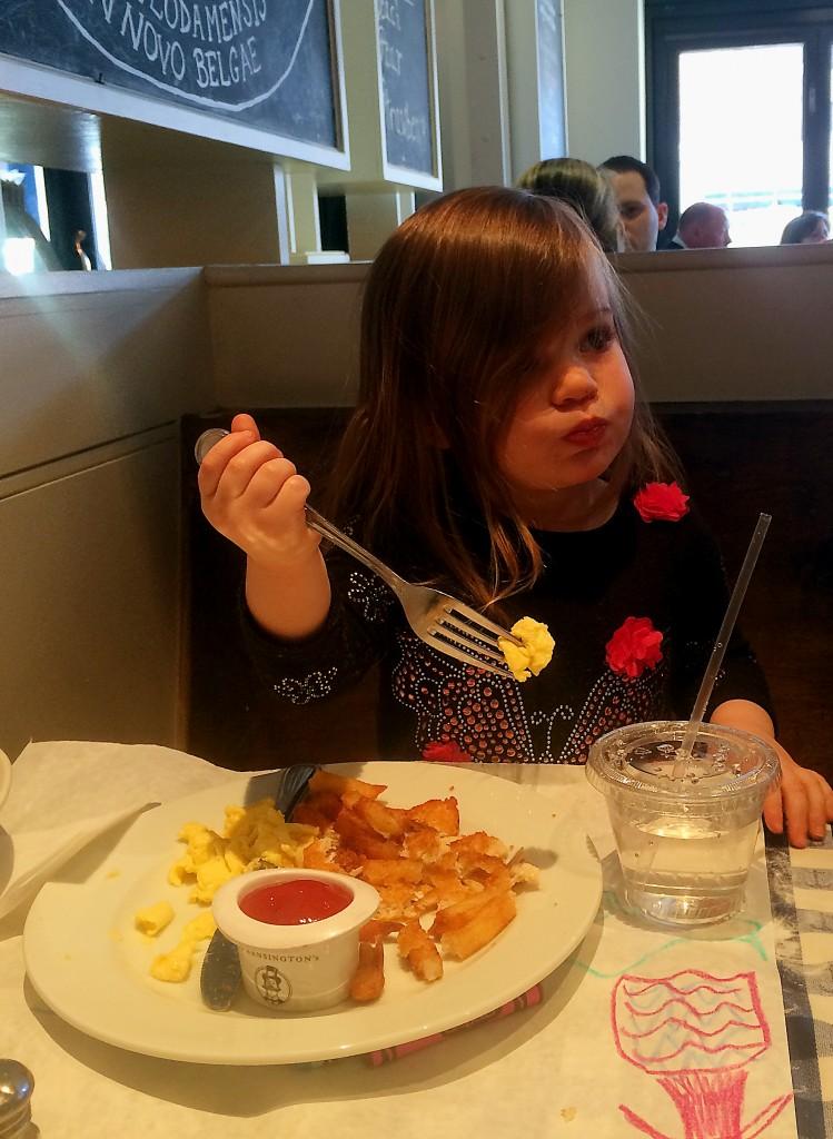Petite Abeille Kid Friendly Restaurant Gramercy