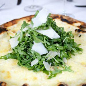 pizza courtesy Serafina