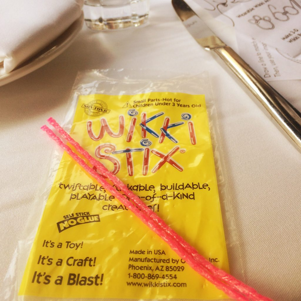 Wikki Stix are fun!