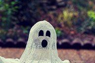 Glue Ghost Kid Friendly Craft Elmers